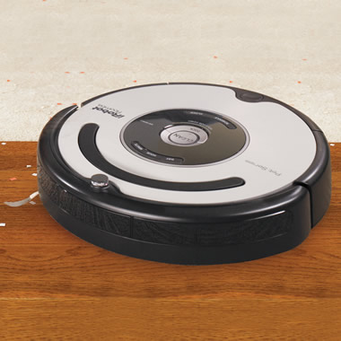 The Seven Day Scheduling Robotic Vacuum.
