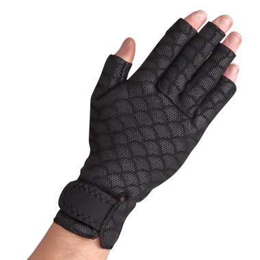 The All-Day Arthritis Pain Relieving Gloves.