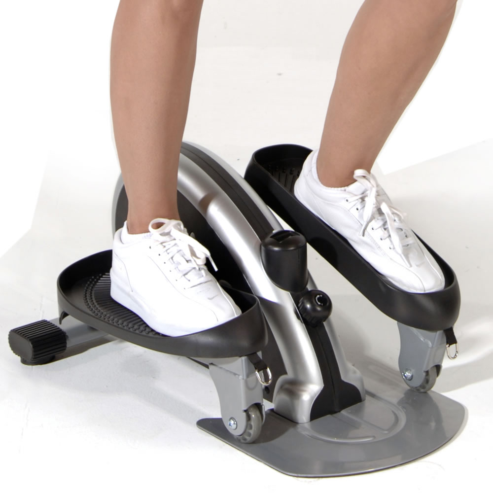 how to use an elliptical machine youtube