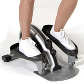 The Hideaway Elliptical Trainer.