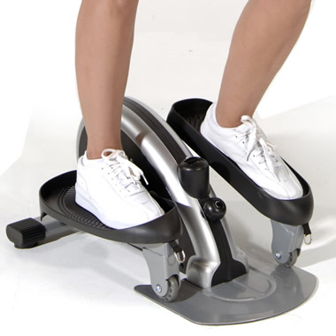 The Hideaway Elliptical Trainer