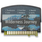 Wilderness Journey Sound Card.