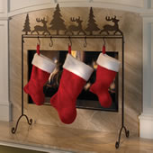 The Place Anywhere Stocking Holder.
