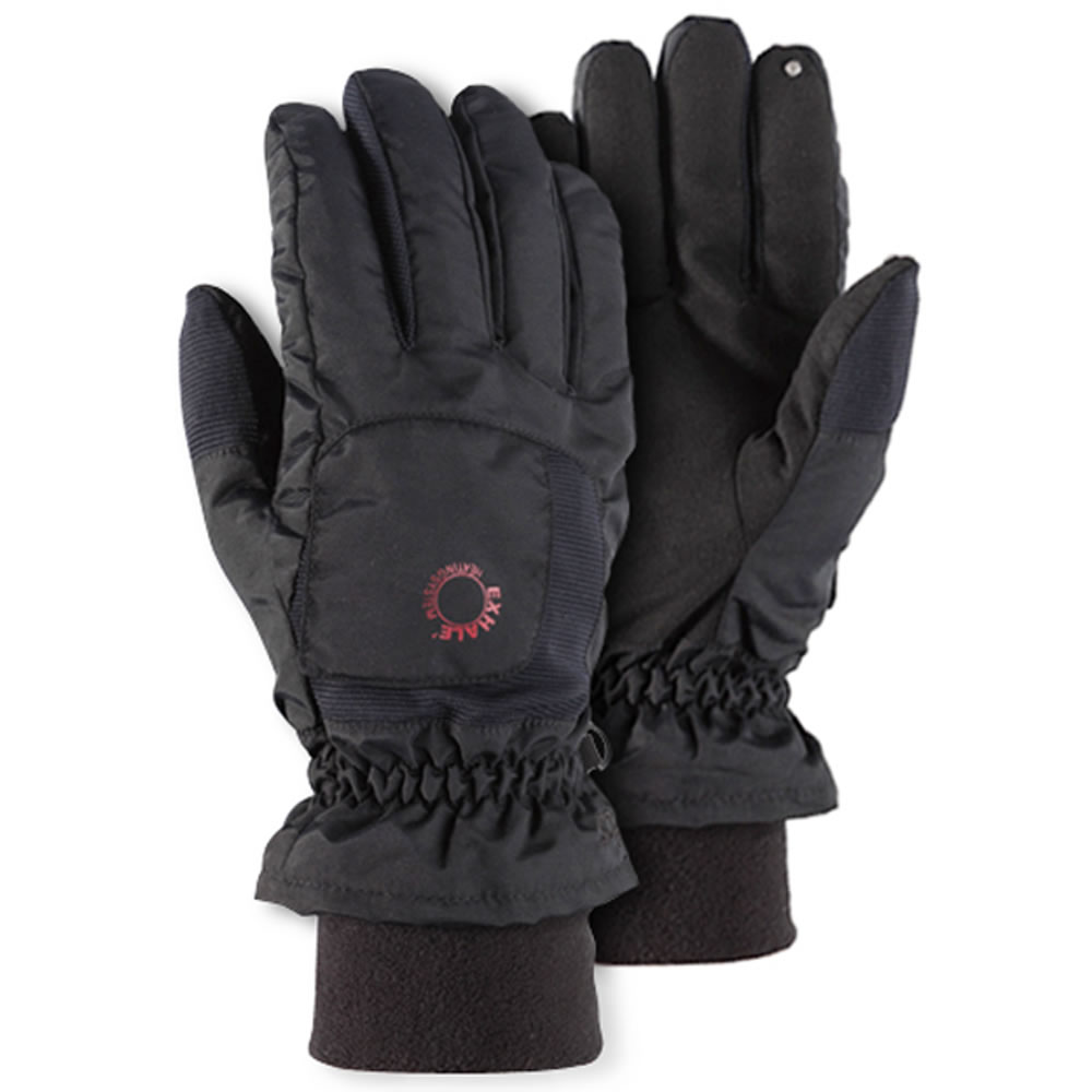 The Exhale Heated Gloves 1