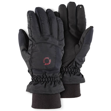 The Exhale Heated Gloves.