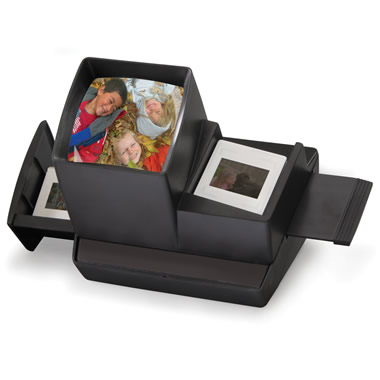 The Classic Desktop Slide Viewer.