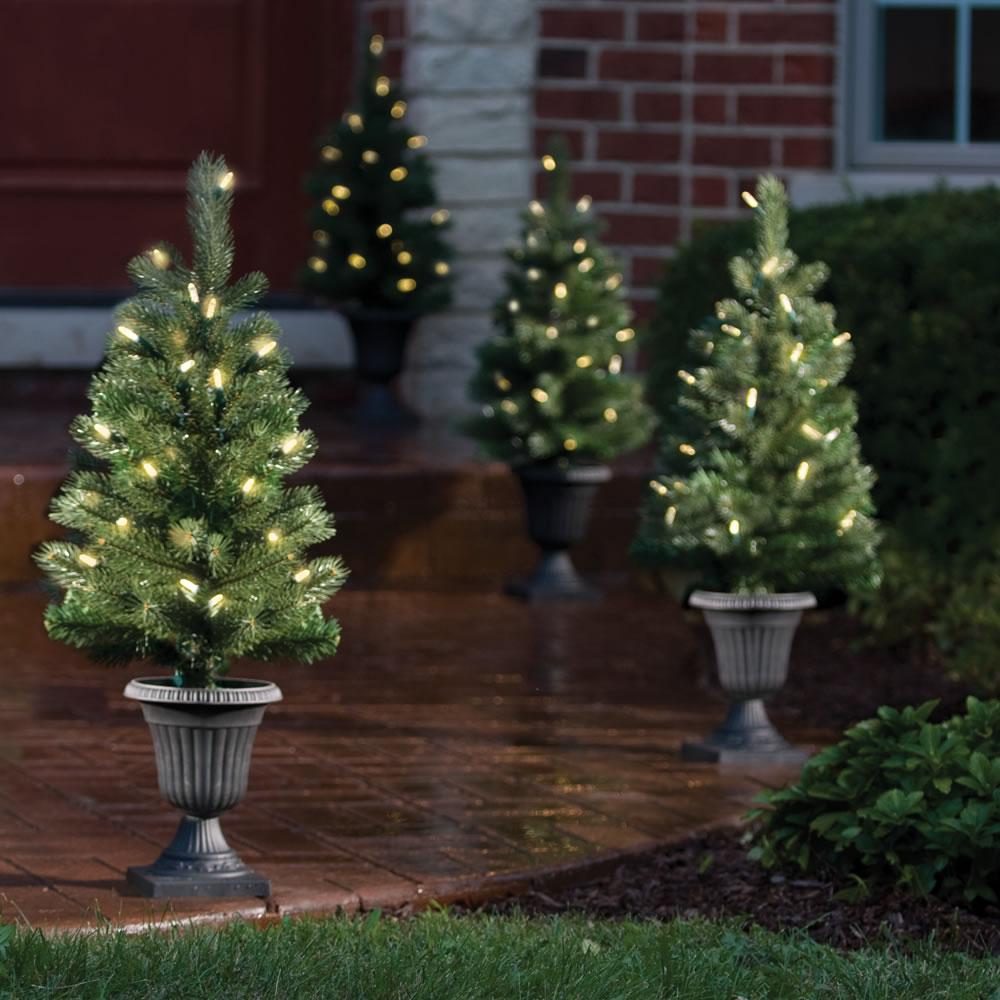 Hammacher Schlemmer Christmas Trees