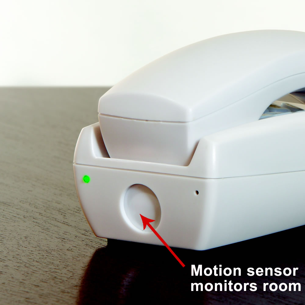 The Motion Detecting Telephone2