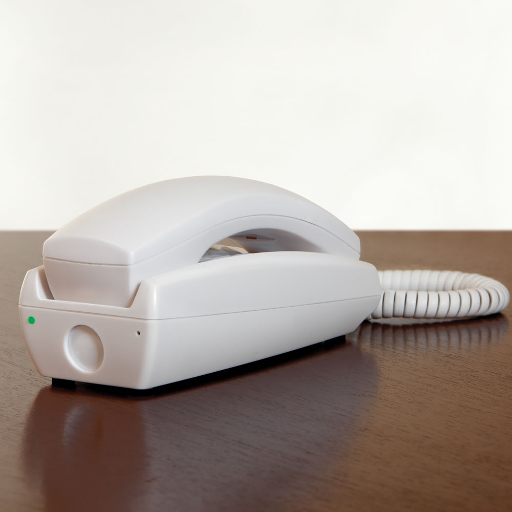 The Motion Detecting Telephone 1
