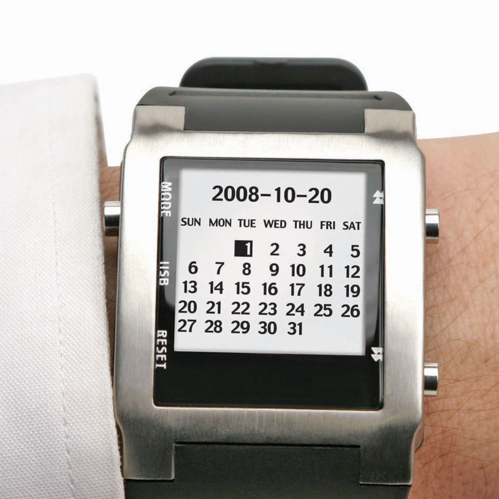 The Digital Photo Album Watch 2