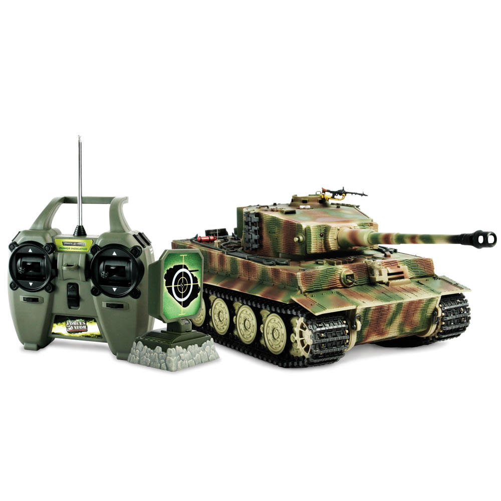 The Remote Control Authentic WWII Battling Tanks 3
