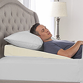 The Sleep Improving Pillow Wedge.