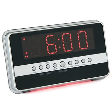 The Motion Sensing Alarm Clock