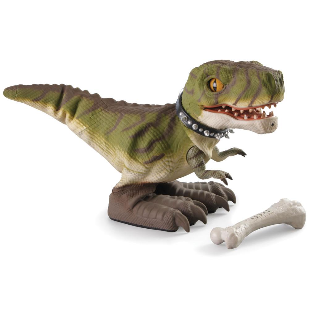 The Animatronic Tyrannosaurus Rex 1