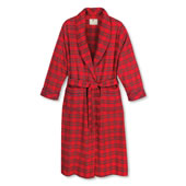 Irish Flannel Robe