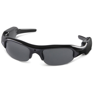 The Video Recording Sunglasses