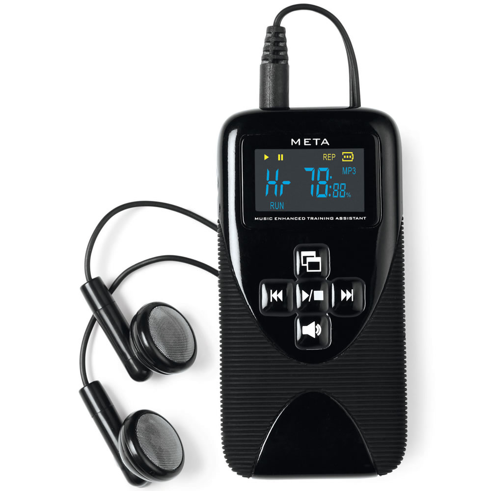The Talking Heart Rate MP3 Player