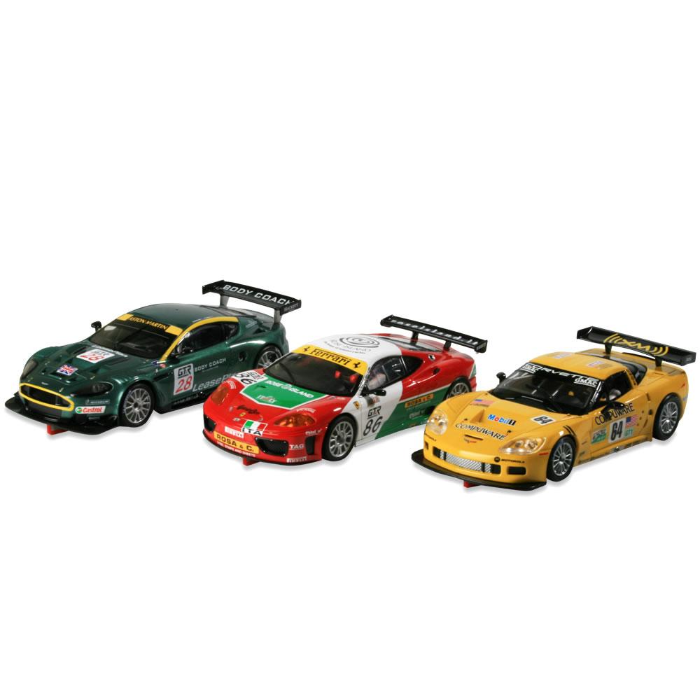 The Realistic Digital Slot Car Raceway 2