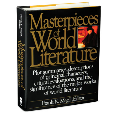 The Masterpieces Of World Literature Compendium.
