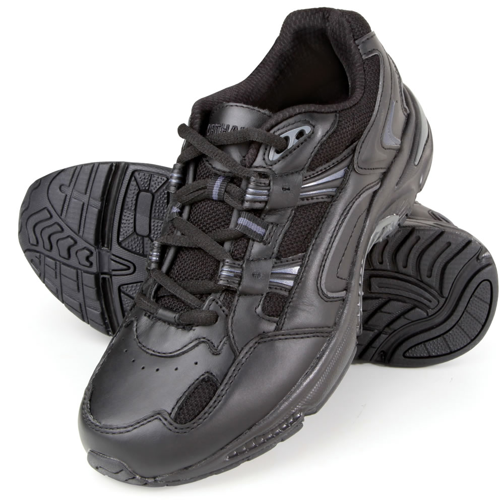 The Lady's Plantar Fasciitis Walking Sport Shoes3