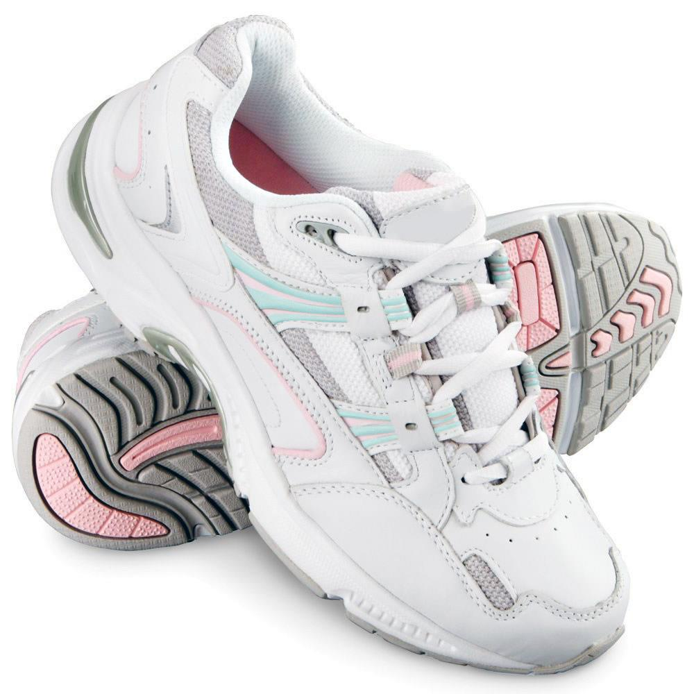 The Lady's Plantar Fasciitis Walking Sport Shoes2