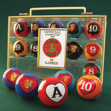 The Card Game Billiard Balls