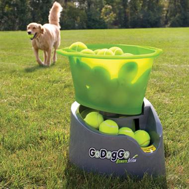 The Automatic Canine Fetch Machine.