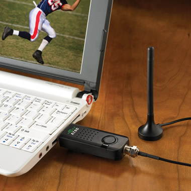 The Instant Computer HDTV Receiver.