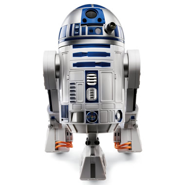 The Voice Activated R2-D2.