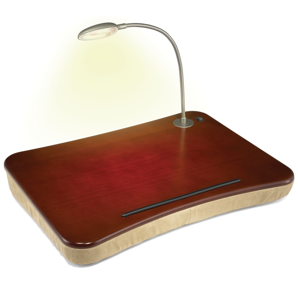 The Lighted Lap Desk  Hammacher Schlemmer. Iron Legs For Table. Best Desk Chairs For Back Pain. Wedge Side Table. Round Glass Coffee Table. Table Drapes. Soft Close Drawer Slide. Live Edge Table Legs. Child Desk And Chair