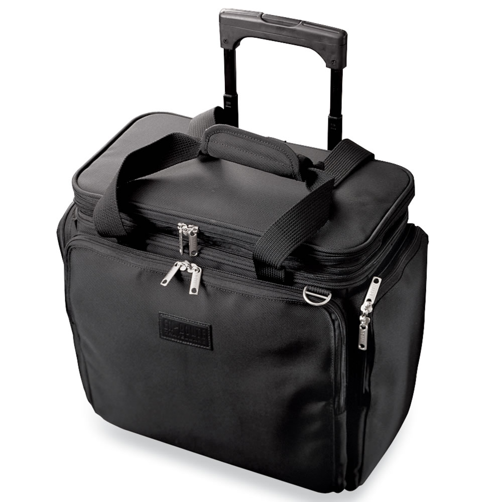 The Under Seat Rolling Carry On 1