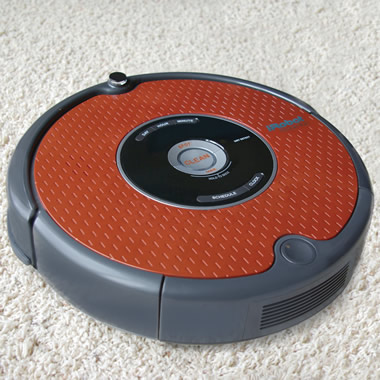 The Professional Roomba.