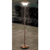 The Cordless Patio Lamp.