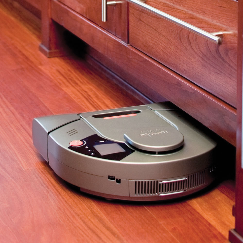 The Laser Guided Robotic Vacuum2