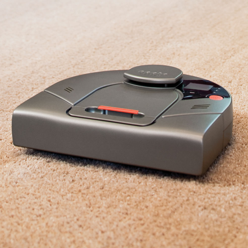 The Laser Guided Robotic Vacuum1