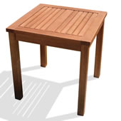 The Brazilian Eucalyptus Side Table.