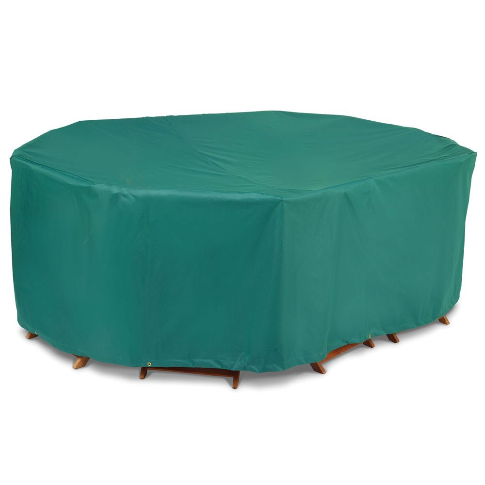 The Better Outdoor Furniture Covers (Oval Table and Chairs Cover ...