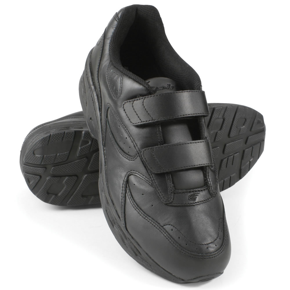 The Adjustable Spring Loaded Walking Shoes (Men's) 2