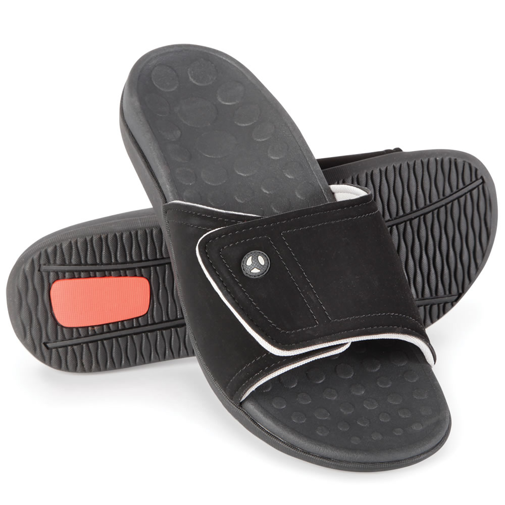 The Plantar Fasciitis Orthotic Slide Sandal3