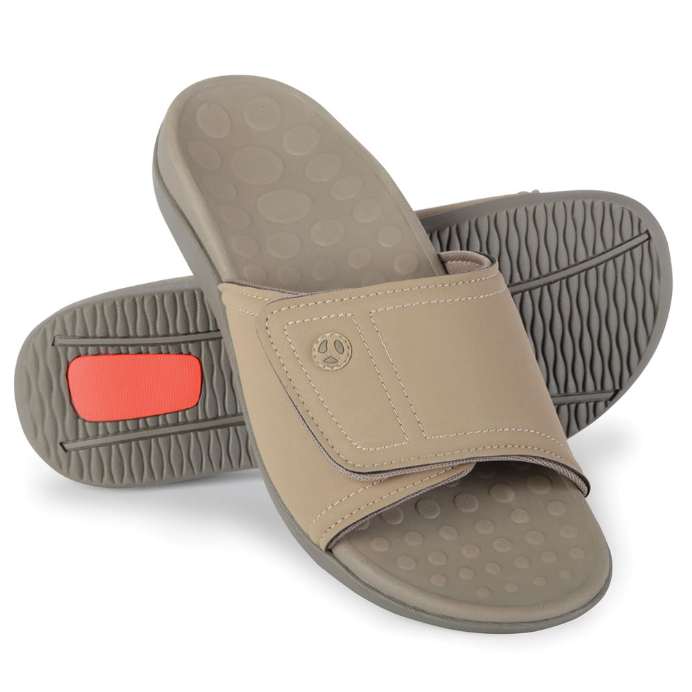 The Plantar Fasciitis Orthotic Slide Sandal 1