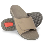 The Plantar Fasciitis Orthotic Slide Sandal.