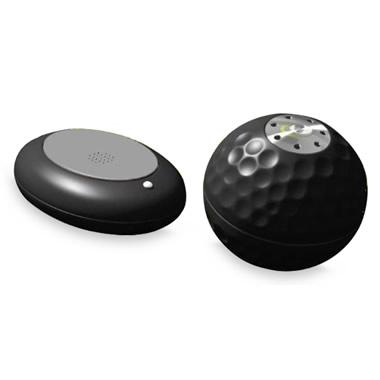 The Golf Bag Alarm System