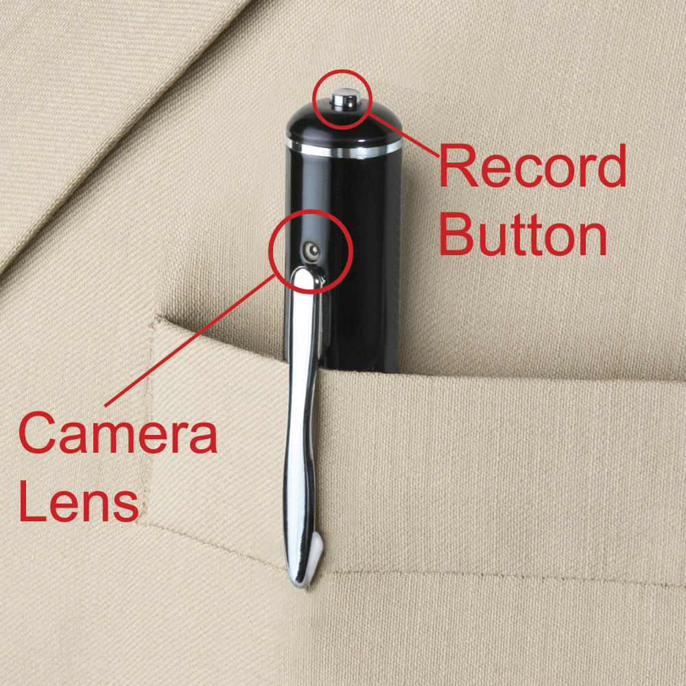 The Video Camera Pen 2