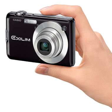 The Credit Card Sized Digital Camera
