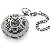 The Celtic Pocket Watch.