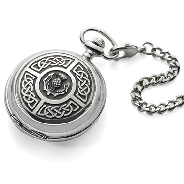 The Celtic Pocket Watch