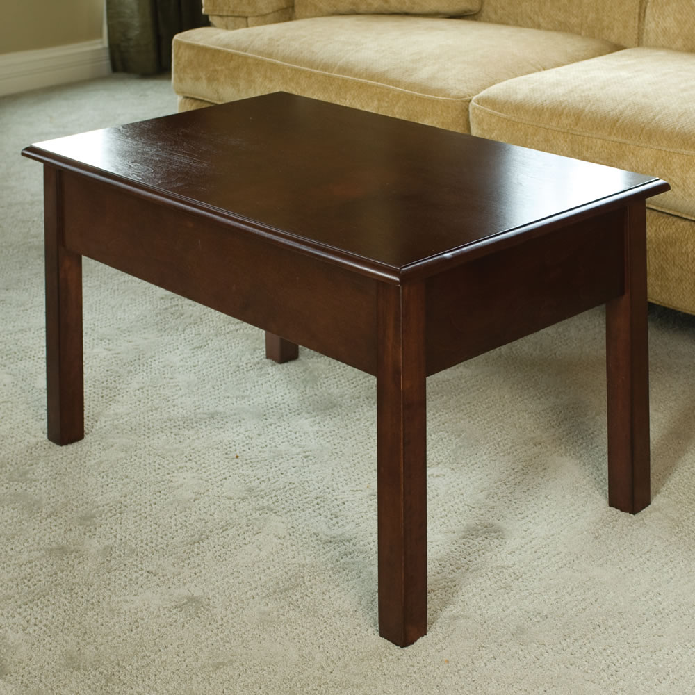 The Convertible Coffee Table 2