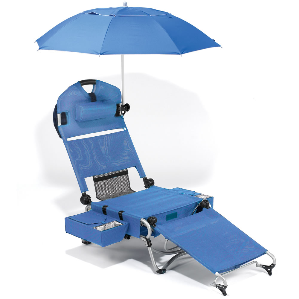 The Only Complete Beach Lounger 2