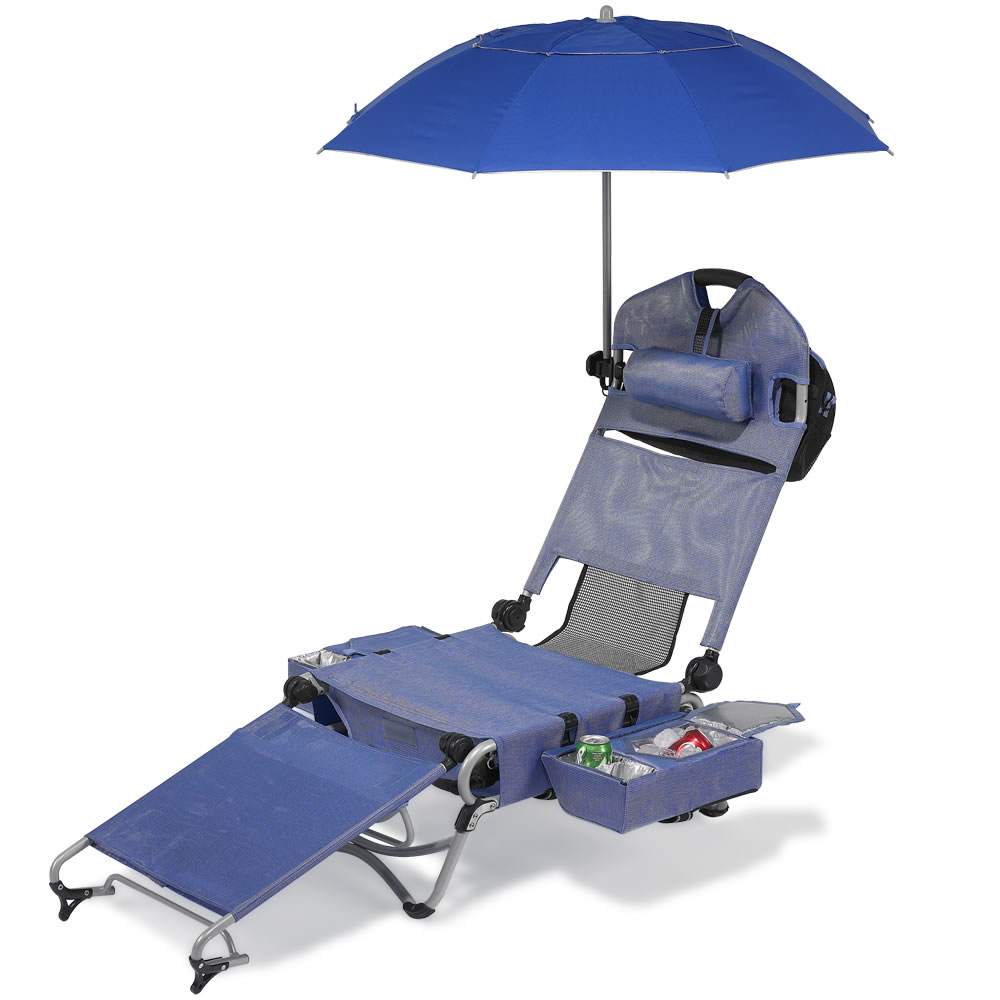 The Only Complete Beach Lounger 1