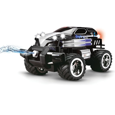 The Water Squirting Remote Controlled Car